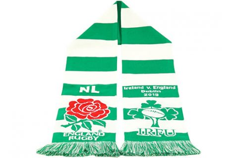 custom HD personalised scarf