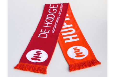 Deluxe HD custom company scarf