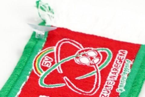 Custom car scarf suction cup