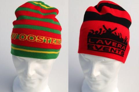 Custom beanie hats examples