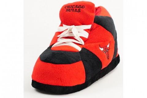 Custom basketball boot slippers