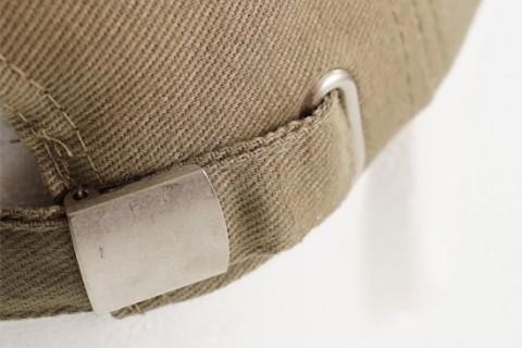 Custom cap adjustable strap