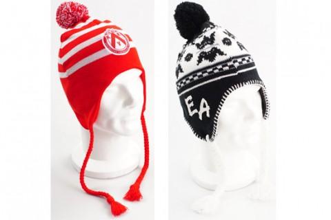 Custom Peruvian beanie hats