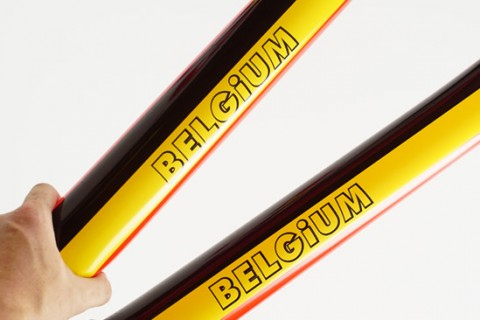 Custom printed thunder sticks
