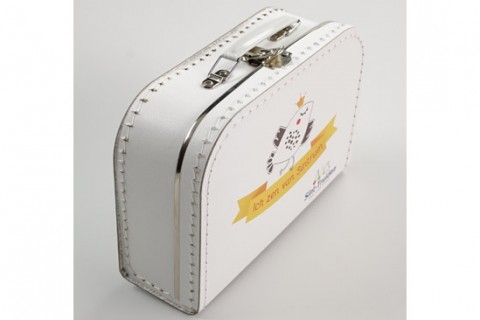 Personalised toddler suitcase