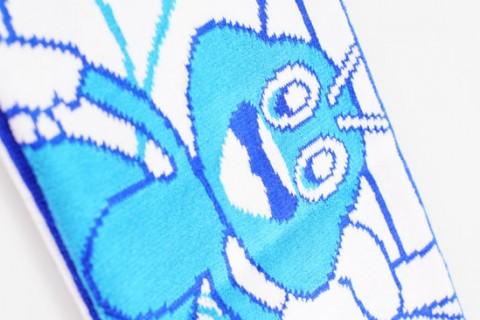 custom kids scarf Racing Genk detail