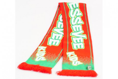 custom football scarves and personalised merchandise