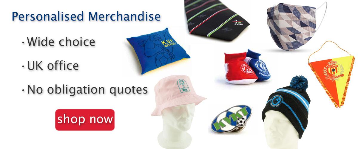 Personalised Merchandise